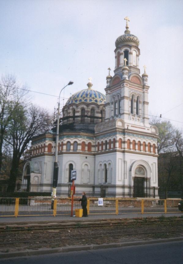 church_-_cerkiew_aleksandra_newskiego_-_lodz